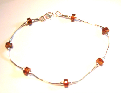 amber necklace brpl16
