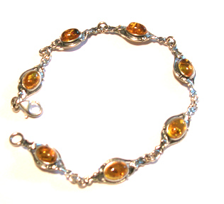 amber necklace brpl21
